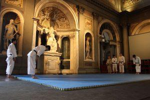 Judo Firenze a Palazzo Vecchio