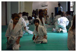 Judo Bambini: shikko
