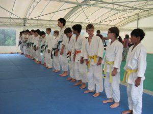 Stage Estivo: Judo