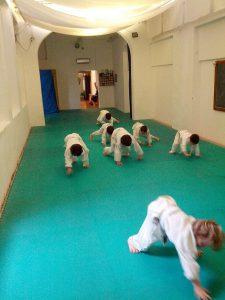 Judo Bambini: giochi per riscaldarci