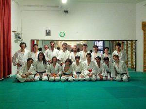 Judo Ragazzi: foto di gruppo
