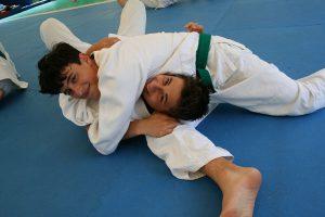 Judo Ragazzi: Makura Kesa Gatame