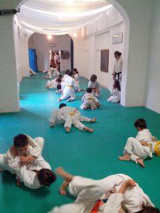 Judo Bambini: lotta a terra