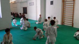 Judo Bambini: la lezione di fine anno