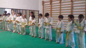 Judo Bambini: prima del saluto