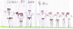 Scuola di Judo Yanagi Firenze: ritratto di gruppo