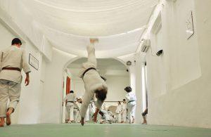 Judo Adulti: cadute
