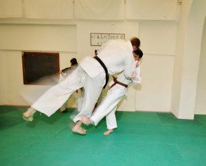 Judo Adulti: Okuri Ashi Barai