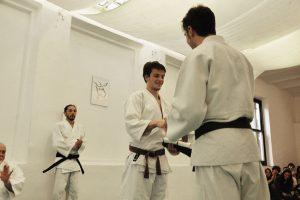 Judo Adulti: la cerimonia di Shodan