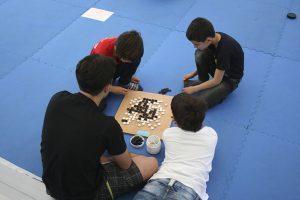 Stage Estivo: il gioco del Go