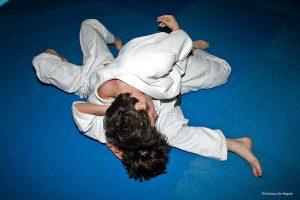 Judo Adulti: Kuzure Kesa Gatame