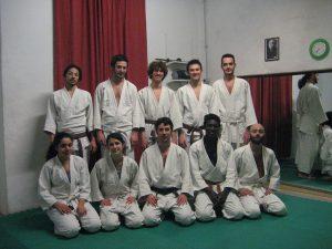 Judo Adulti: foto di gruppo