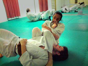 Judo Adulti: lotta a terra